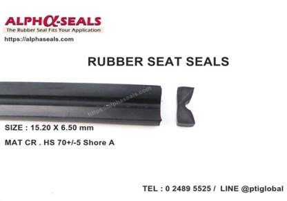 Rubber seat Seals Butterfly Valves