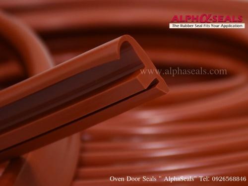 ซีลตู้อบ T-Profiles ทนความร้อนสูง 315 C Tel: 0926568846