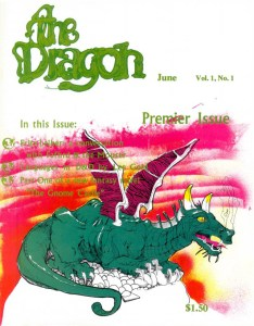 The Dragon, Issue 1