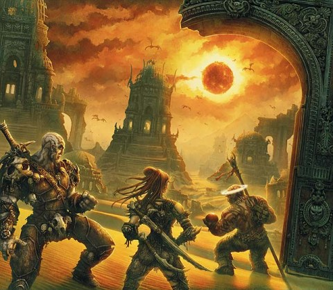 Why Dark Sun Was 4E's Most Successful Setting (Part 1)