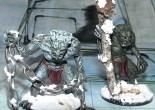 Snow bases for trolls