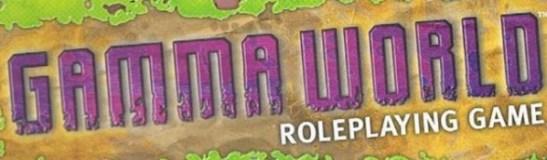 Gamma World logo