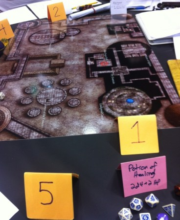 Candlekeep's awesome convention map