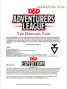 Howling Void cover 170488