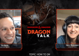 Teos and Shelly Mazzanoble on the Dragon Talk podcast