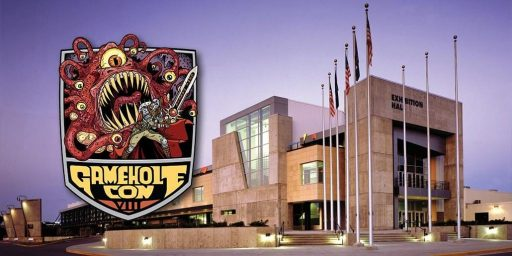 GameHole Con convention center