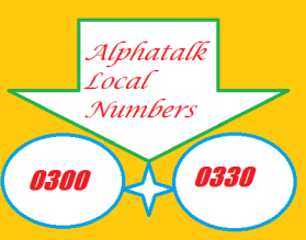 Local Numbers, 0330 number, 0300 number