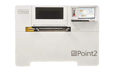 Point 2 – CNC Boring Machine