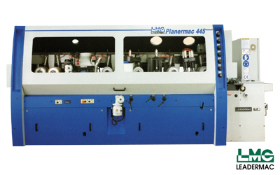 Planermac series – 4 Sided Moulder