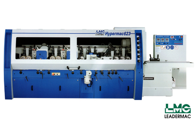 Hypermac series – 4 Sided Moulder