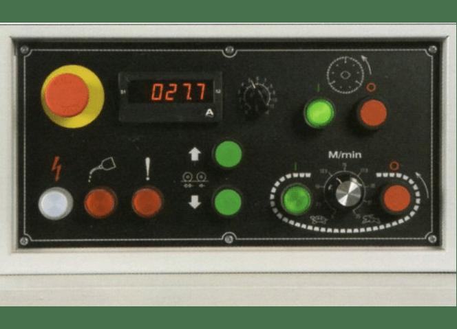 ELECTRICAL AMPERAGE DISPLAY