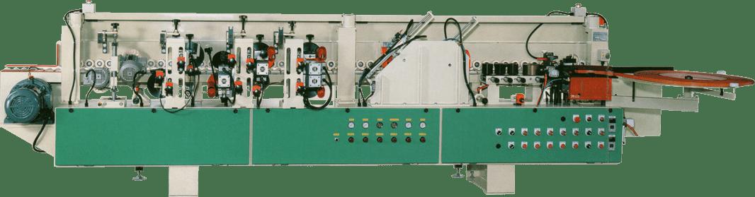 EB-500 - Automatic Edge Banding Machine