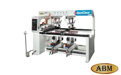 Smart Linear HS-63T Series – Three Unit Boring Machine