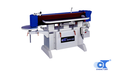 OS-120ED Industrial Oscillating Edge Belt Sander (Double Tables)