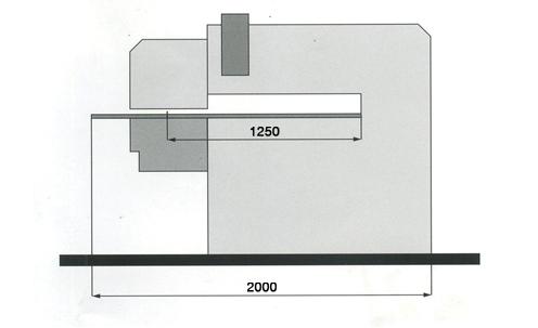 Linea 1250 8