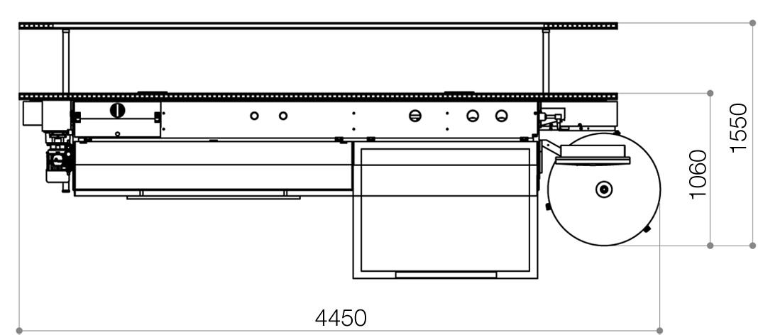 Dimensional drawing Flexa 27A_2
