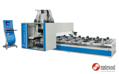 Project 375 CNC Working Center