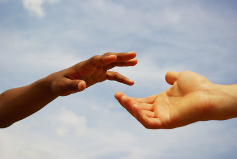 helpende-hand