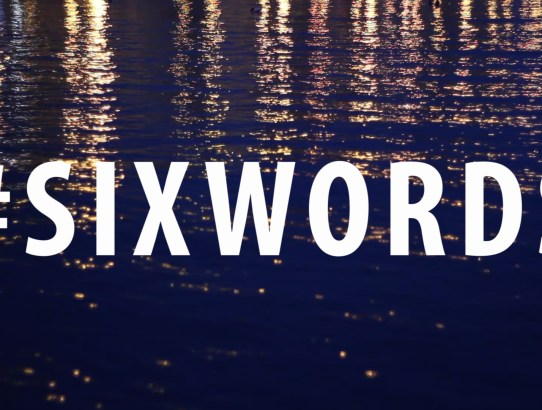 Six Words | Alphawings (c)