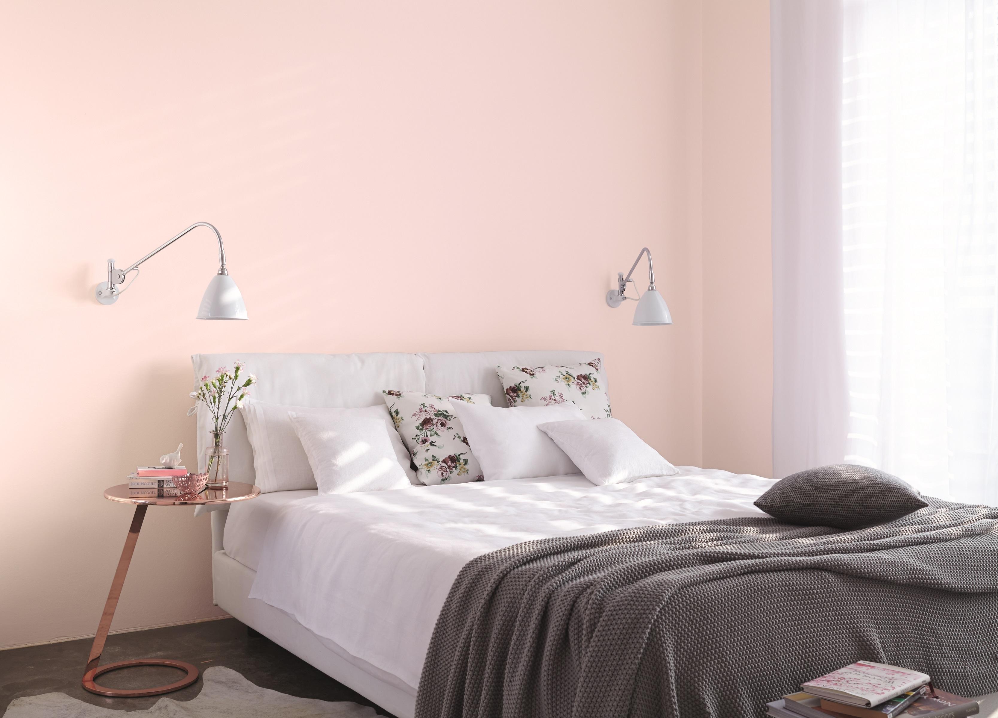 Ideen Fur Gestaltung Vom Schlafzimmer Alpina Farbe