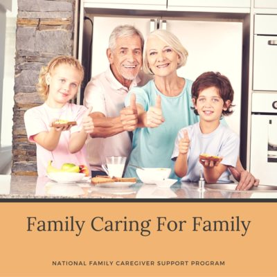 Family Caring For Family