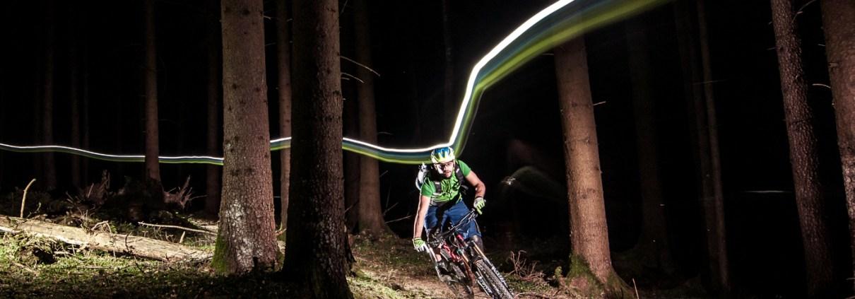 Fönsturm Alpina Lupine Nightride Bike Triple 2 MTB