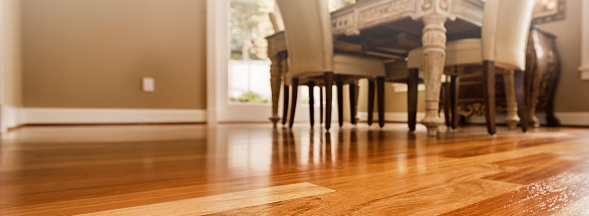 Seattle Hardwood Floor Cleaning & Preservation