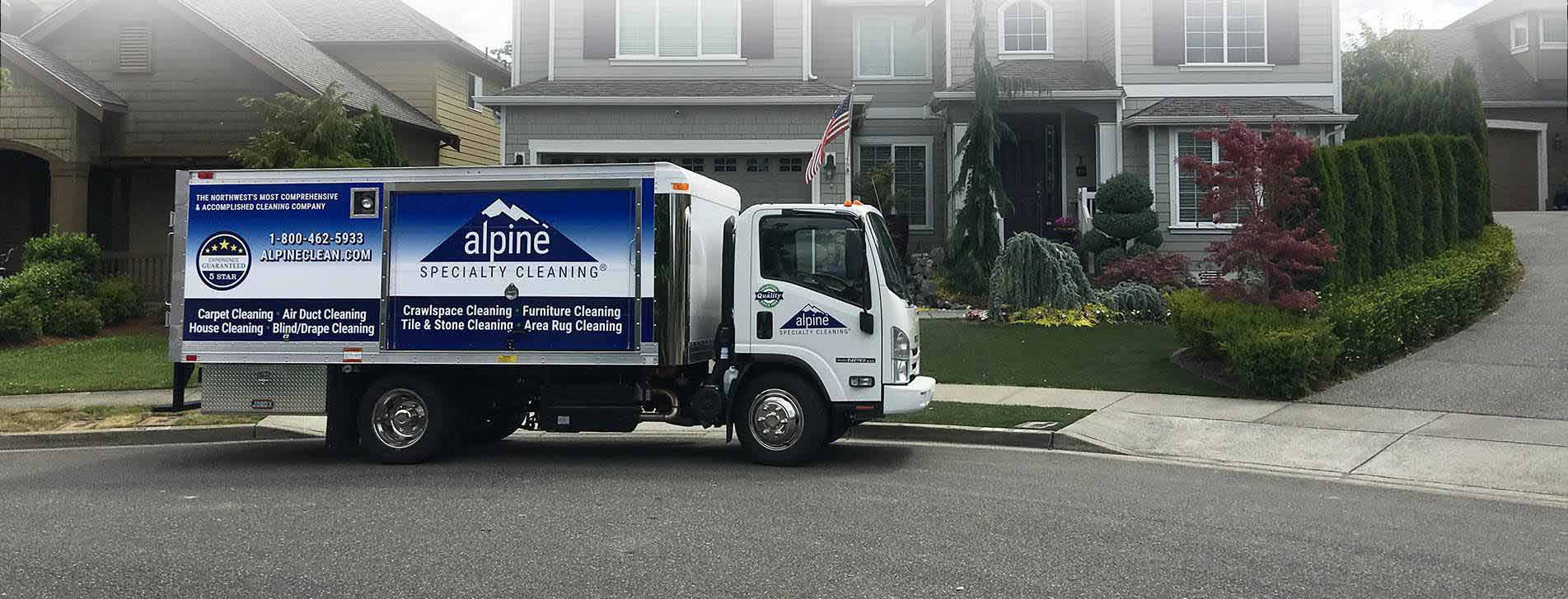 Seattle Carpet Cleaning Alpine Specialty Cleaning