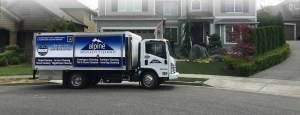 Ultra-Premium Carpet Cleaning Truck Seattle