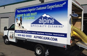 Air Duct Cleaning Truck Seattle