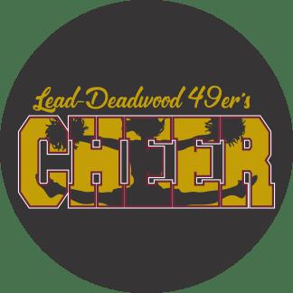 Lead-Deadwood 49ers Cheer