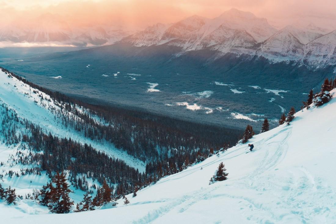 Apollo Bowl Ski Touring