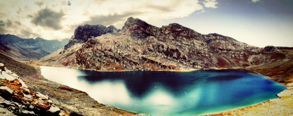 kashmir marsar lake