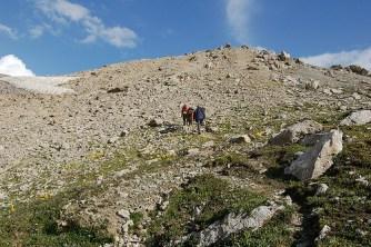 kashmir trekking routes