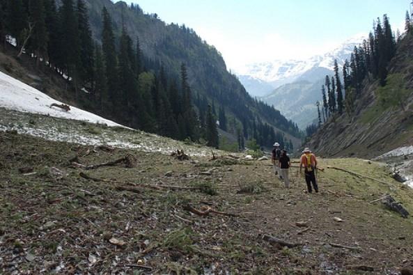 Pahalgam to Sonamarg Trekking