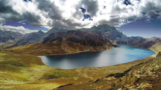 Kashmir Tarsar Marsar Lake Trek