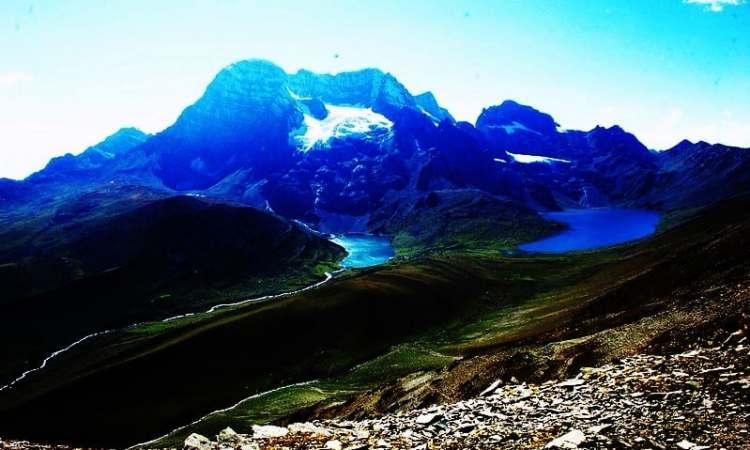 Gangabal harmukh glacier