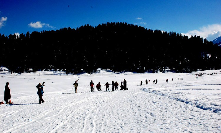 Gulmarg winter tour
