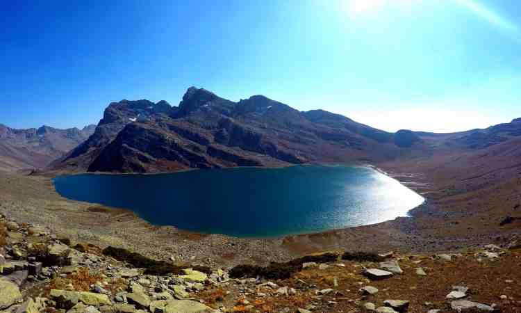 Marsar lake trekking package
