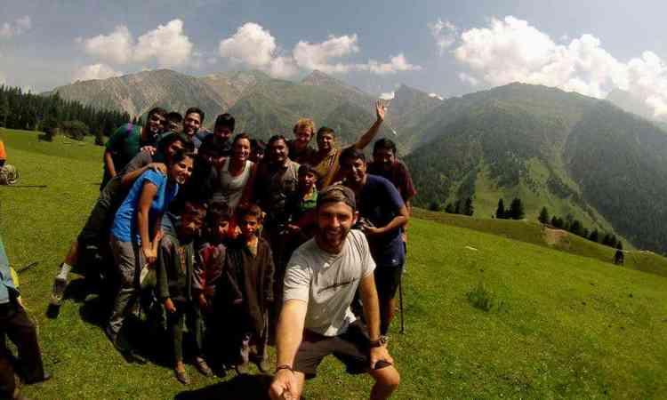 Walking tours in Kashmir