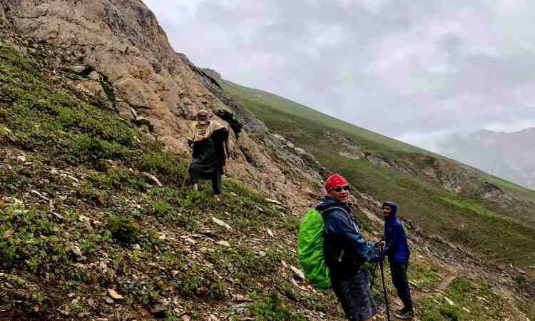 Durinar lakes trek