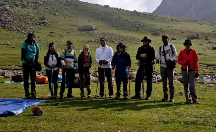 group trekking packages