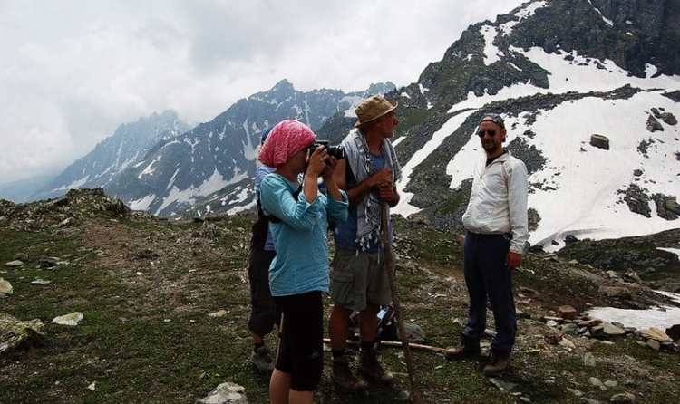 Sarbal valley
