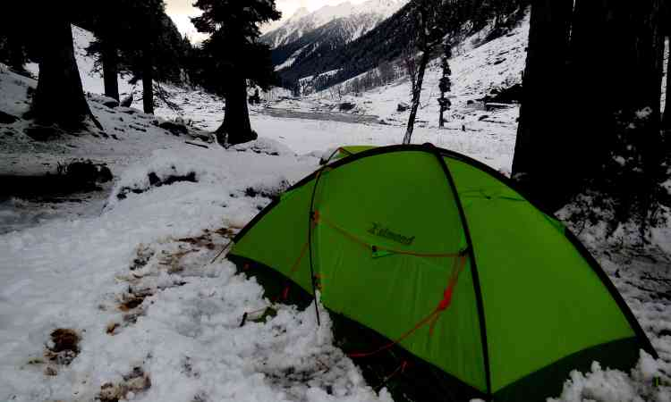 winter trekking Packages