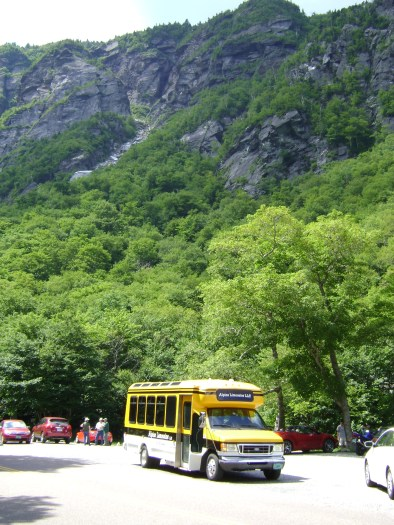 Yes we fit through the Smugglers Notch