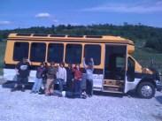 Loving the bus