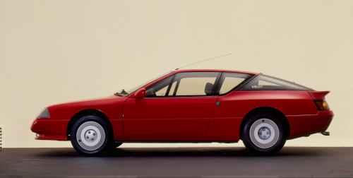 Alpine V6 GT: Lancement à 2 vitesses