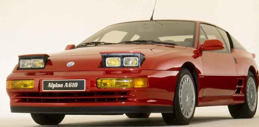Alpine A610 : la plus performante de toutes !