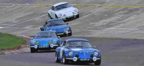 Autodrome Héritage Festival 2015: Hommage à Alpine