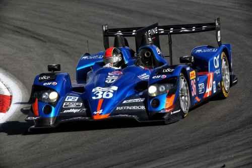 Alpine signe une 5ème place aux 6 Heures du Nürburgring